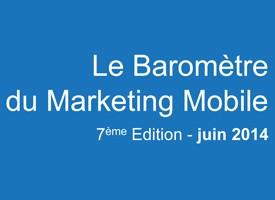 Les chiffres clés du marketing mobile au 2ème trimestre 2014