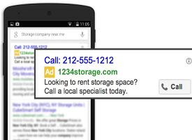 Call-only, le nouveau format de campagne Adwords